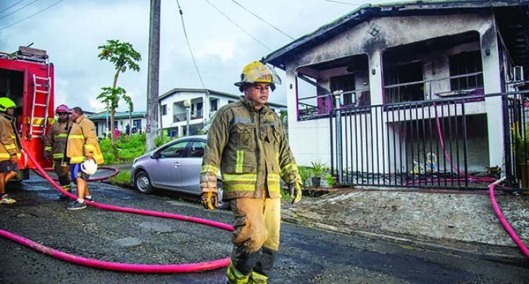 Woman Dies In Tacirua Blaze