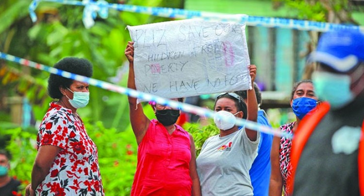 Muanikoso Food Protest