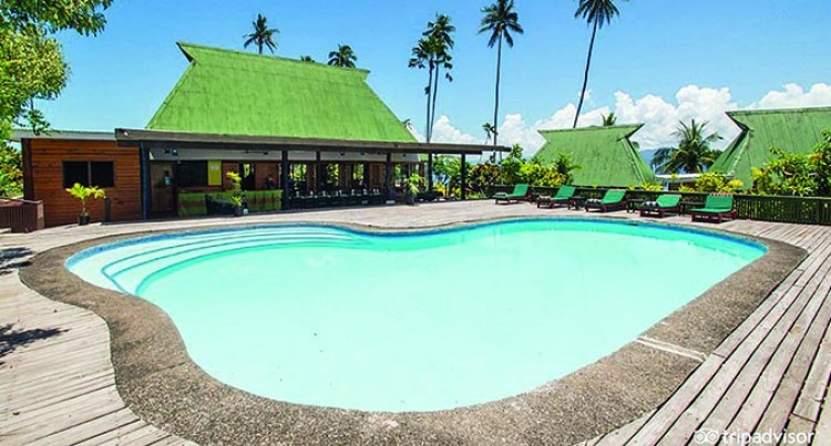 Let's Go Local: A Dollar's Stay At Daku Resort