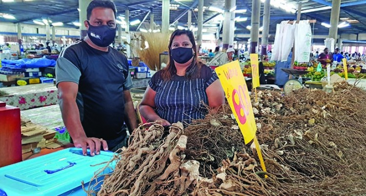City Vendors Get The Jab To Protect Family, Customers