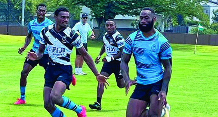 Flying Fijians Inspire Our Olympic Champs