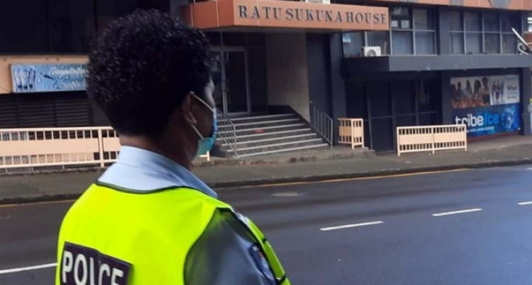 Police Officers Are Ready To Use The Infringement Notice