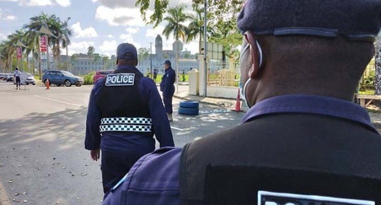Fiji Police Force Pleading With All Fijians To Act Responsibly, Not Be Used By Individuals Advancing Own Agendas