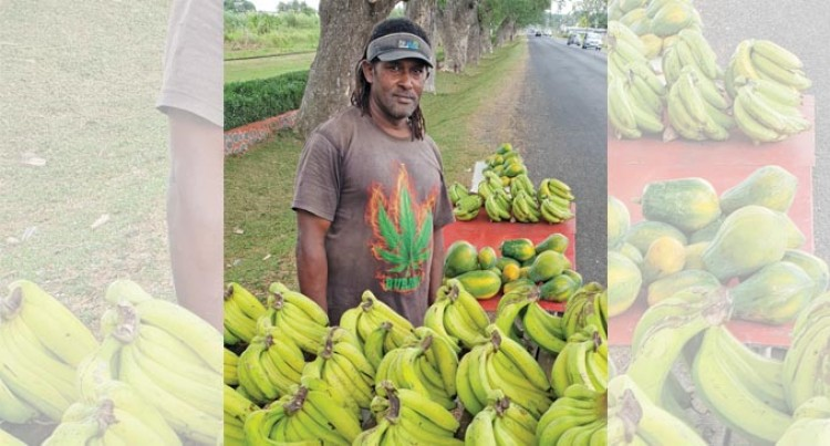 Father Of Five Goes Back To Farming