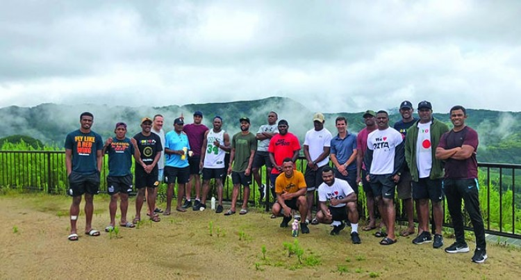 Stay Focused: Bobo Urges Our 7s Players
