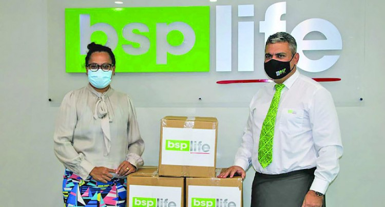 BSP Fiji Group Donates COVID – Care Supplies To Health Ministry
