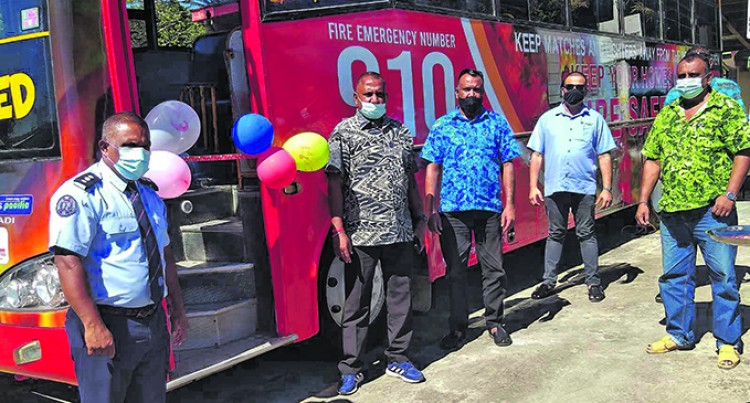 NFA Grateful For Bus Message By Nadan Buses