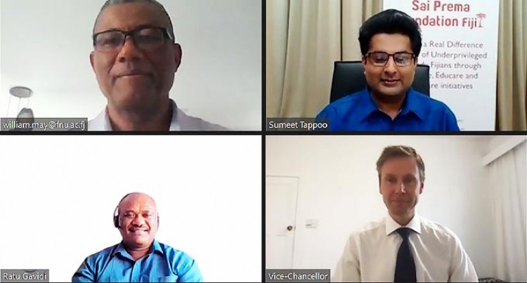 FNU Collaborates With Sai Prema Foundation Fiji