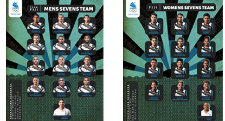 Fiji Rugby Announce Line-up For Tokyo Olympic Games