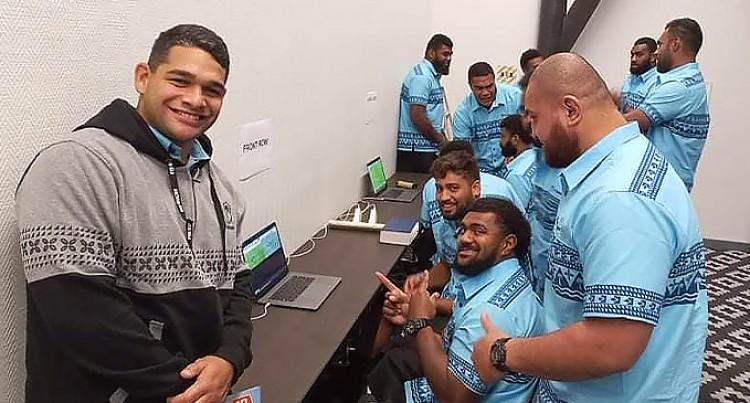 Flying Fijians Warm Up Clash In Doubt