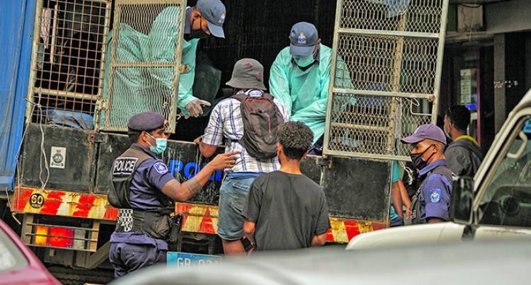 'No Jab No Entry' Rule At Suva Market