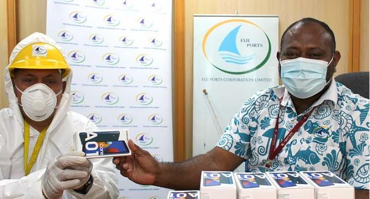 Fiji Ports Corporation Limited Purchases 37 Smartphones Staff