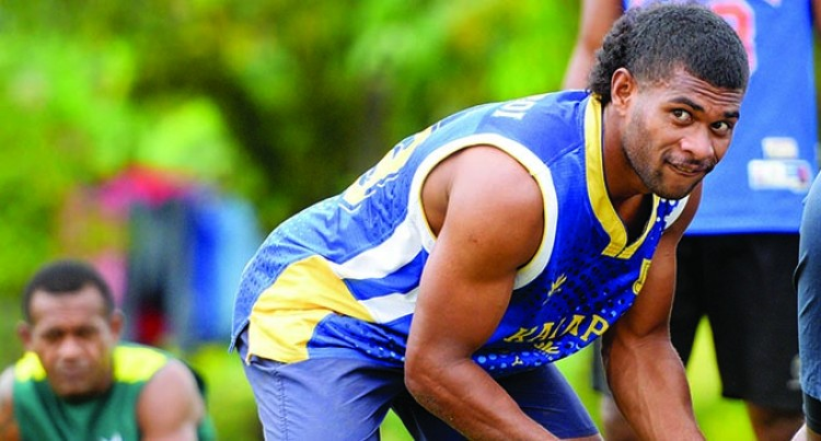 Tailevu Club Rep To Face World's Best Halfback…