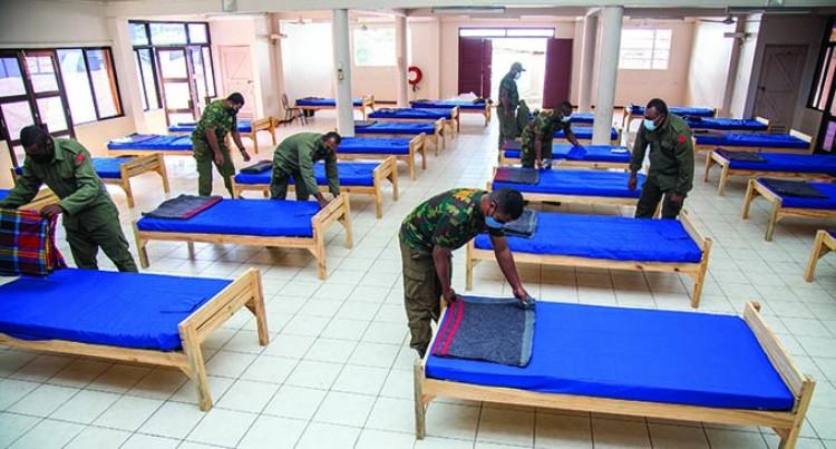 Suva Prepares For Surging Cases