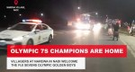 Olympic Sevens Champions Are Home