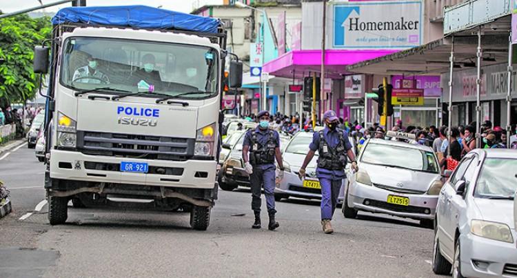 No Mask? Police Start Arresting Culprits
