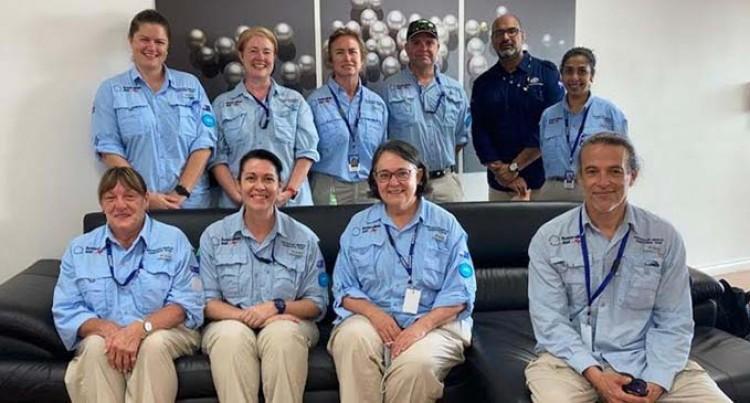 """Third Australia-New Zealand Medical Assistance Team (ANZMAT) Deployment """"Charlie"""" Arrives In Fiji"""