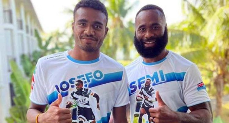 Iosefo Masi Shares His Rugby Journey