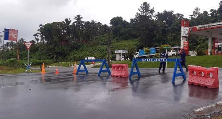 Sawani Border Closed For Decontamination Today