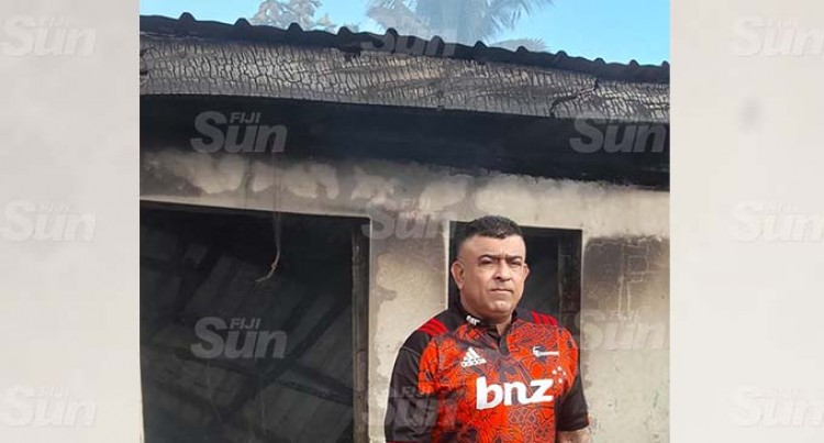 Fire Destroys Six Office Rooms In Nadi
