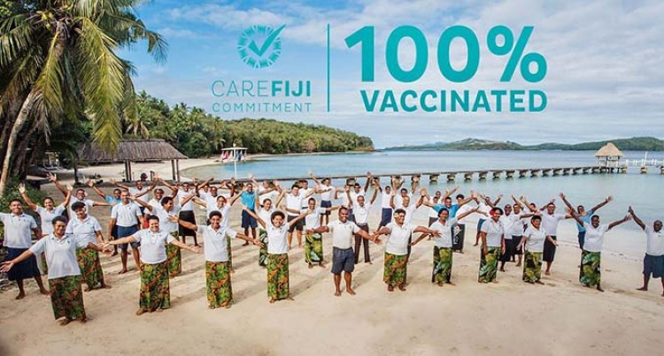 Turtle Island Staff Fully Vaccinated