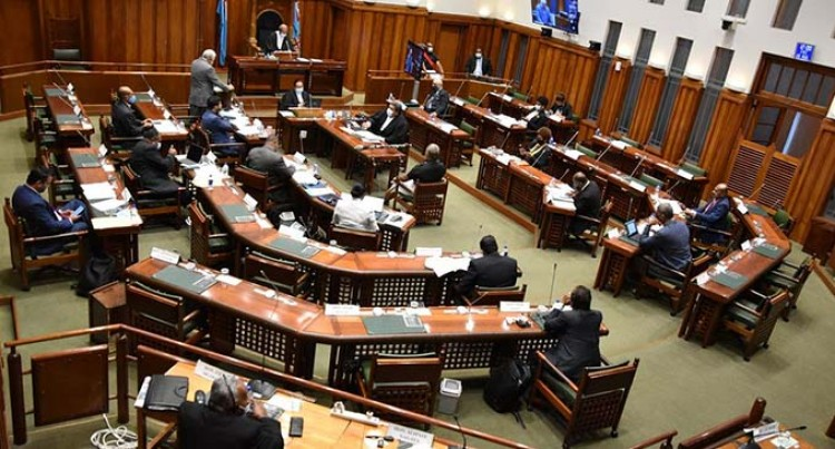 PM Bainimarama Announces Cabinet Reshuffle