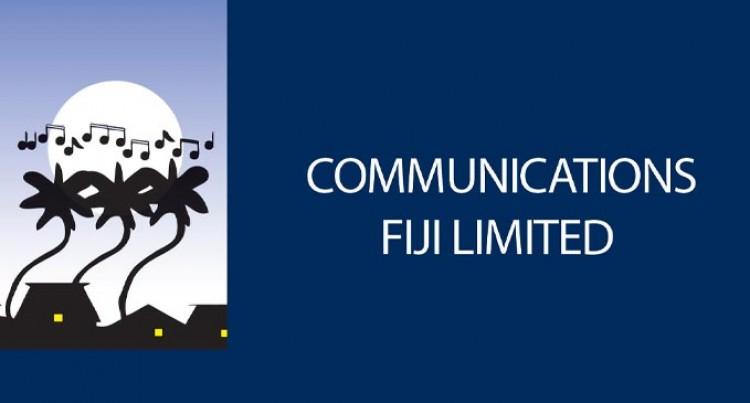 Communications Fiji Ltd Announces Half-Year Results