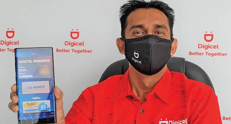 Digicel Rewards For Loyal Customers