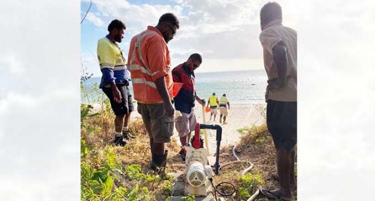 Kia Island Villagers Plea Heard, WAF Makes Visit
