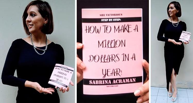 Author Donates Book