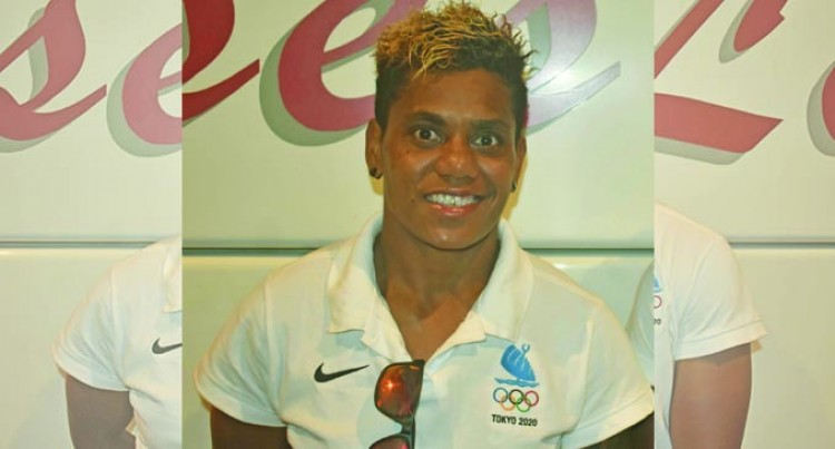Fijiana Olympian Roela To Decide On Rugby League Offer