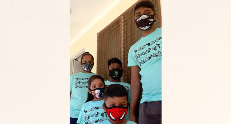 Labasa Family Happy To Return Home