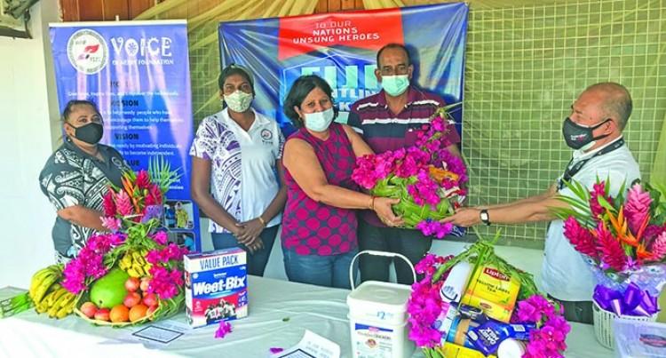 Educators Show Appreciation To Nadi Hospital Workers