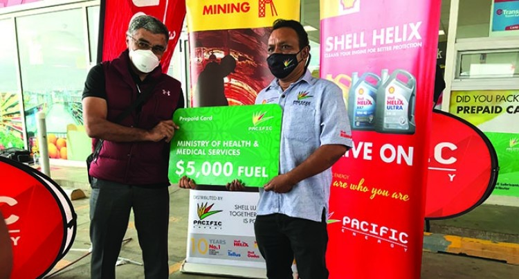 Prepaid Fuel Cards For Health
