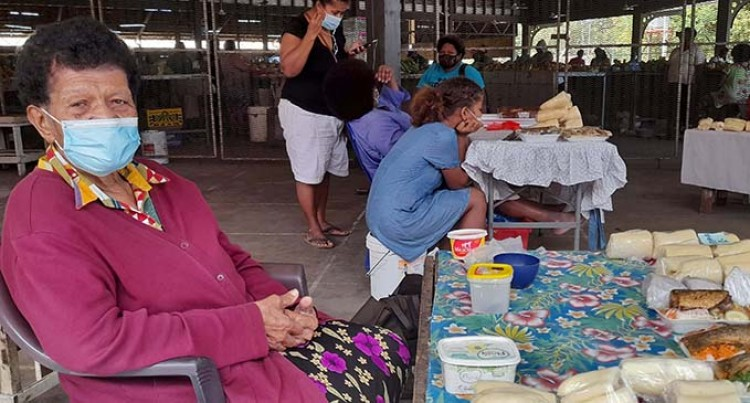 Fewer Vendors At Market, Some Were Not Willing To Get Vaccinated: Nadi Vendors' President