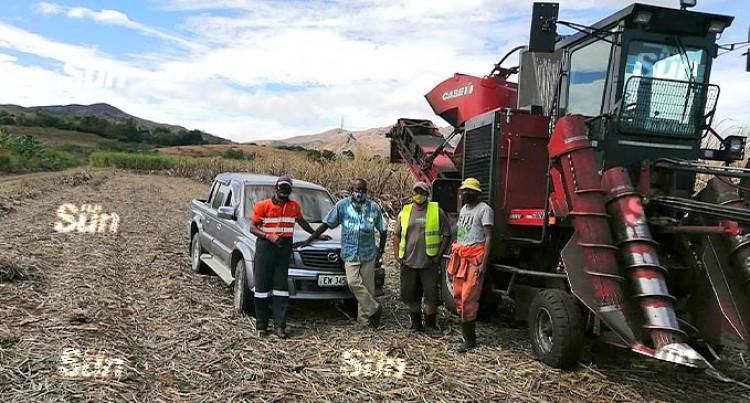 Tavua United Cane Producer Co-operative Happy With The Tonnage  Harvested