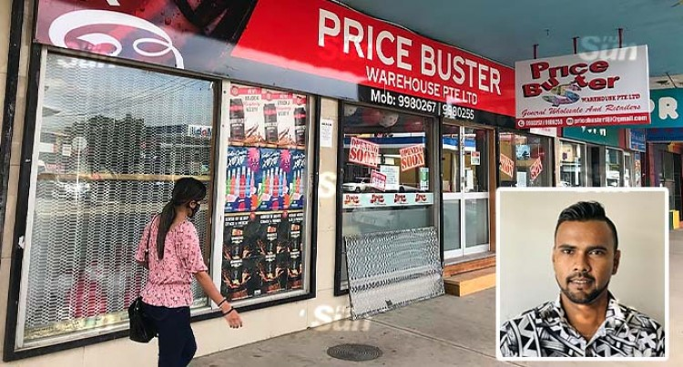 Nadi's Price Buster Supermarket Opens Today