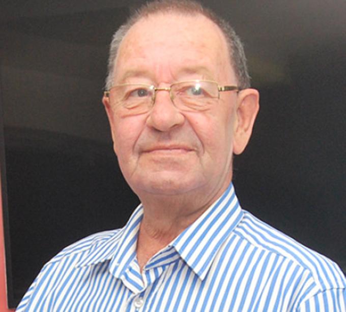 Peter Mazey.