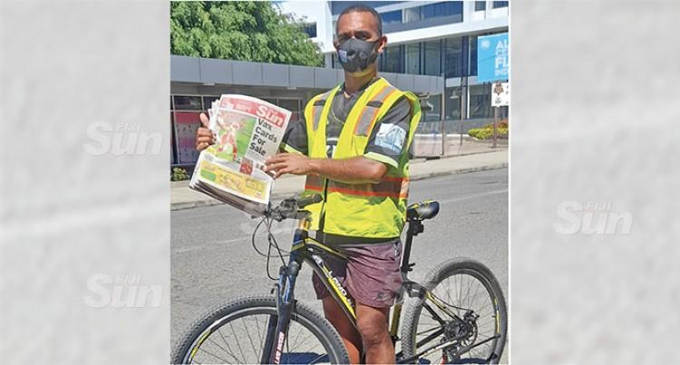 Newspaper Seller's Success Story