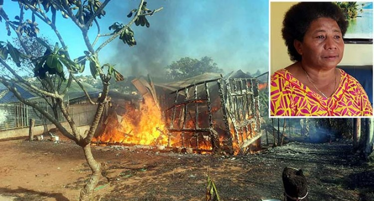 Suspected Arson At Ba Muslim Primary Quarters, Resident Tells