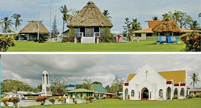 Viseisei Village