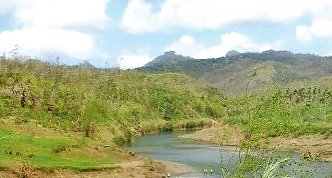 Wainibuka River in Tailevu.