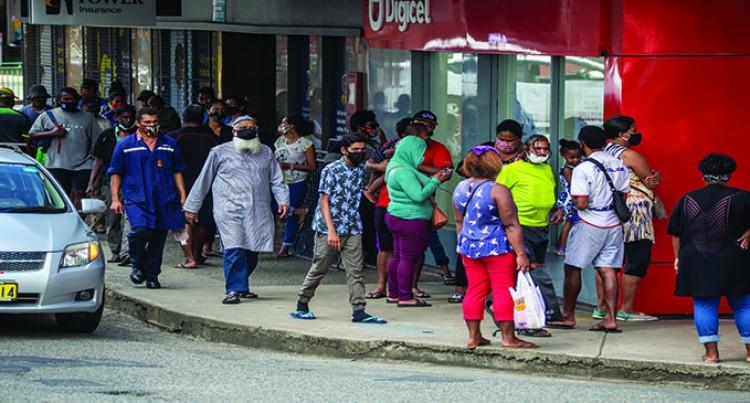 Covid-19:  260K Fijians Granted Govt's Unemployment Assistance