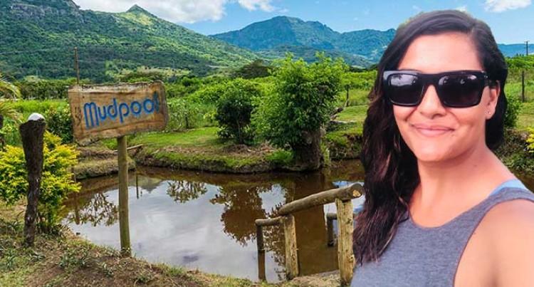 Let's Go Local: Marriott Momi, Sabeto Mud Pools For Sharma