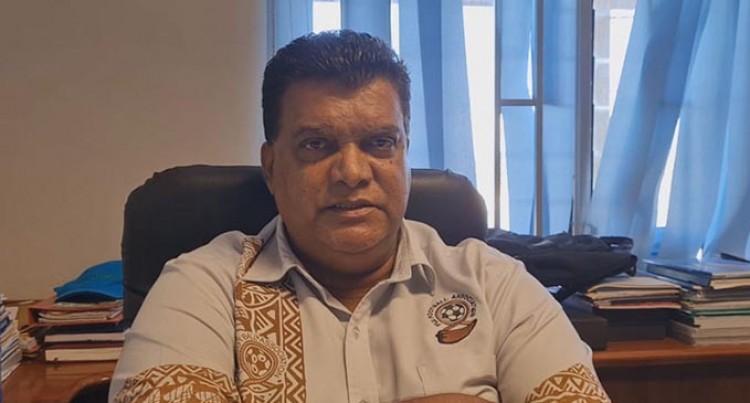 No Fans Allowed: Fiji FA