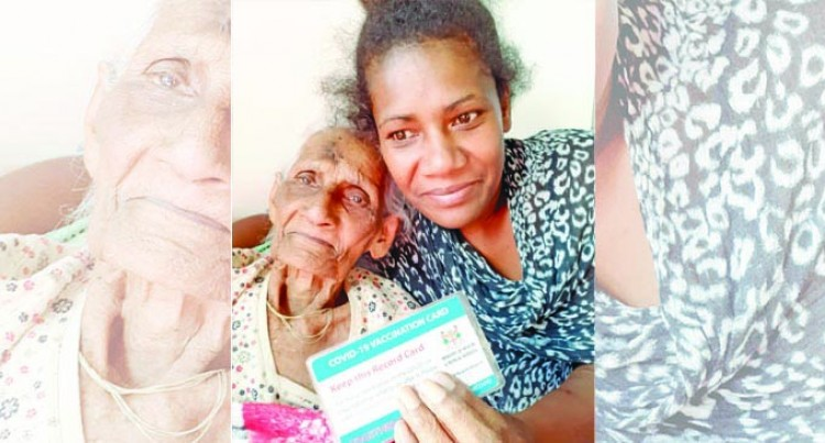 Vaccinate, Centenarian Urges Fijians