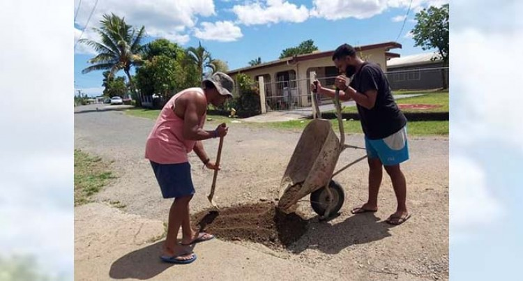 Nadi Youths Give Back To Community