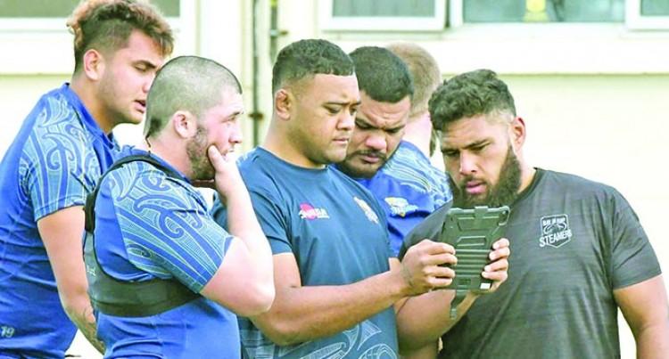 NZ Flying Fijians For Drua