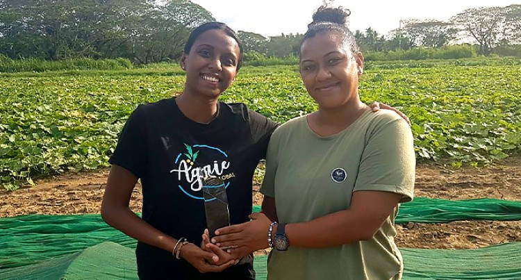 Aggie Global Gets Sustainable Development Award