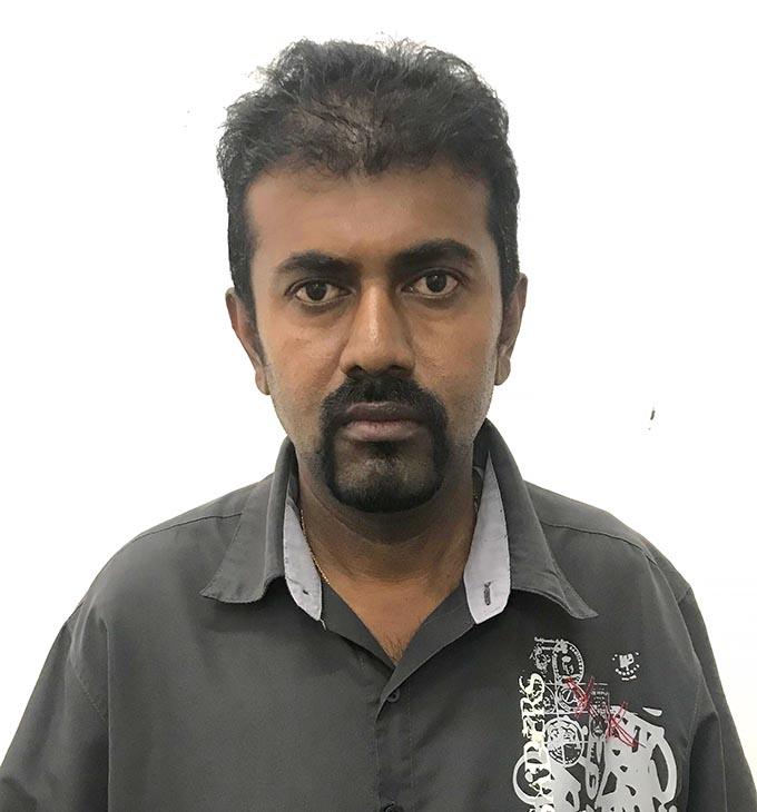 Automart Pte Limited senior sales executive Shalendra Naidu.